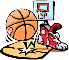Basketball clip art basketball court, shoes and ball