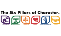 Six Pillars of Character Logo